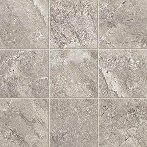 Mozaika podłogowa Tubądzin Broken Grey 29,8x29,8