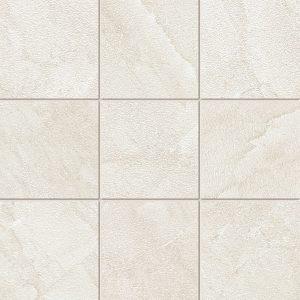 Mozaika podłogowa Tubądzin Broken White 29,8x29,8