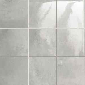 Mozaika podłogowa Tubądzin Epoxy Graphite 1 29,8x29,8