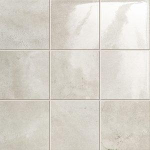 Mozaika podłogowa Tubądzin Epoxy Grey 1 29,8x29,8