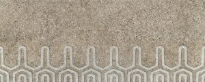 Dekoracja ścienna Tubądzin Lemon Stone Grey B 29,8x74,8cm