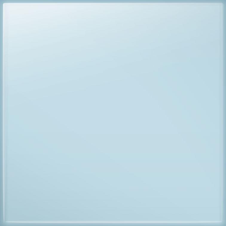 Płytka ścienna Tubądzin Pastel Błękitny Połysk 200x200