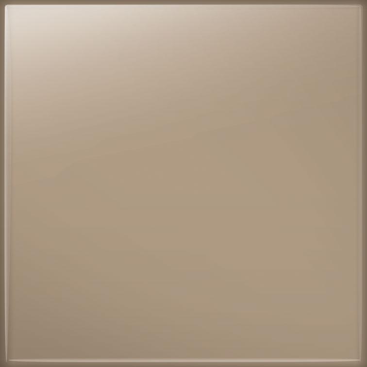 Płytka ścienna Tubądzin Pastel Cappuccino Połysk 200x200