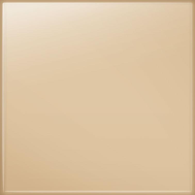 Płytka ścienna Tubądzin Pastel Kremowy Połysk 200x200