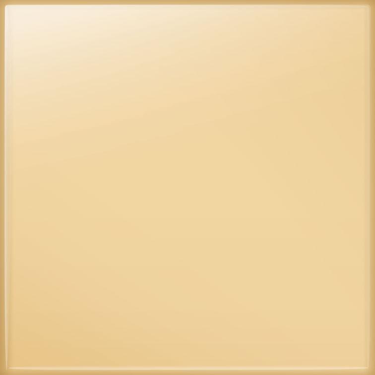 Płytka ścienna Tubądzin Pastel Waniliowy Połysk 200x200