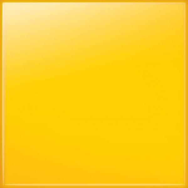 Zdjęcie Płytka ścienna Tubądzin Pastel Żółty Połysk 200×200