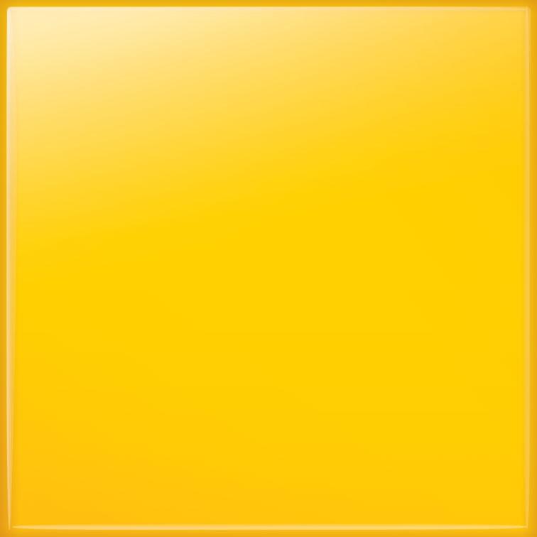 Płytka ścienna Tubądzin Pastel Żółty Połysk 200x200