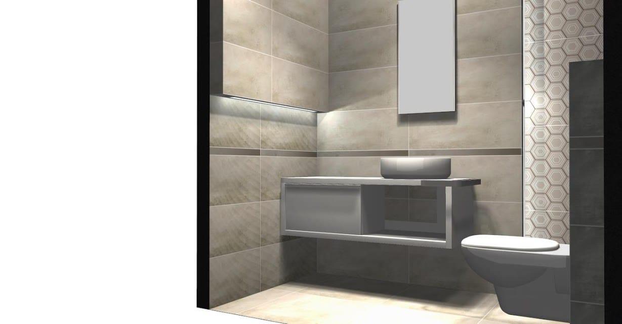 Zdjęcie Płytka ścienna Tubądzin Solei grey STR 29,8×74,8 PS-01-169-0298-0748-1-013 (p)