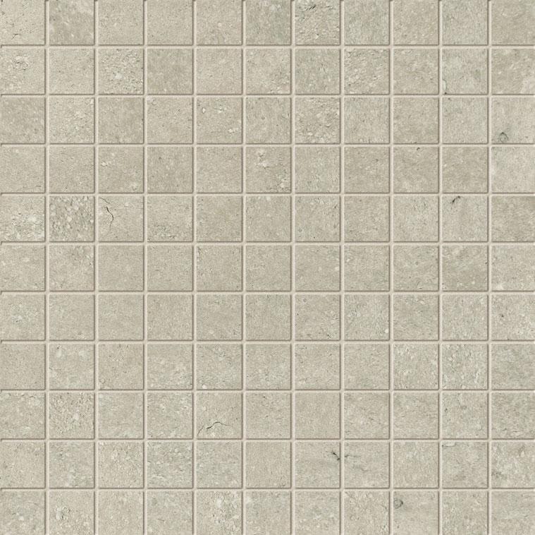 Mozaika ścienna Tubądzin Timbre cement 29,8x29,8