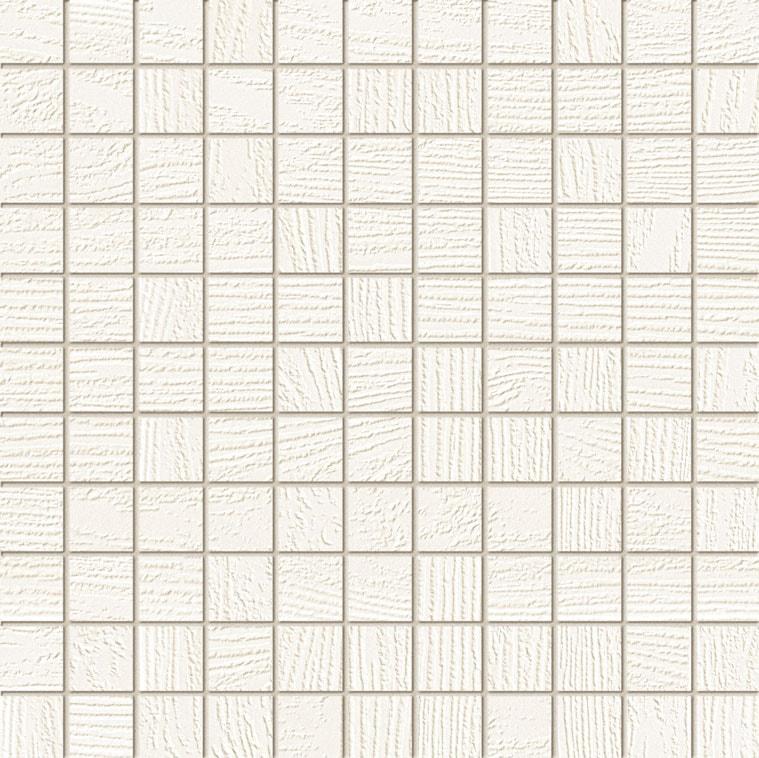 Mozaika ścienna Tubądzin Timbre white 29,8x29,8