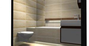 Zdjęcie Płytka ścienna Tubądzin Veneto beige 29,8×74,8 PS-01-166-0298-0748-1-001 (p)