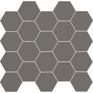 Mozaika ścienna Tubądzin All in white / grey 28,2x30,6
