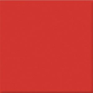 Płytka ścienna Tubądzin Pastel Czerwony Mat 200x200