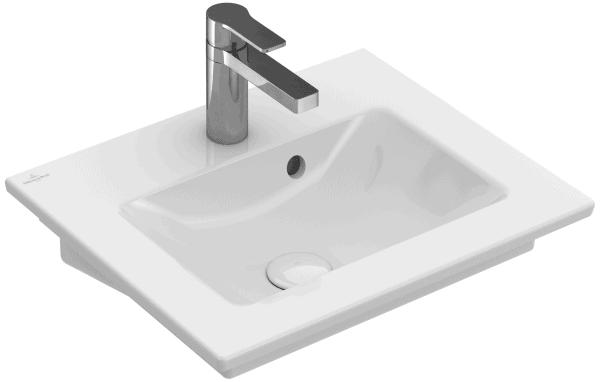 Umywalka ścienna Villeroy&Boch Venticello 50x42cm 41245001