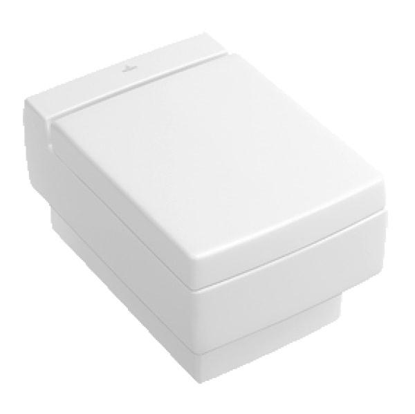 Miska WC wisząca + deska wolnoopadająca Villeroy Memento 562810+9M17S1 + uszczelka wygłuszająca GRATIS