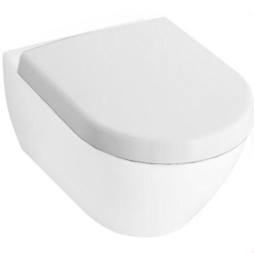 Zdjęcie Deska WC wolnoopadająca Villeroy&Boch Subway 2.0 9M68S101