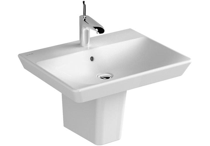 Umywalka nablatowa Vitra T4 60x47cm 4451B003-0973