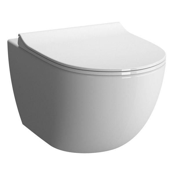 Miska WC wisząca Vitra Sento RIM-EX bezrantowa 7748B003-0075