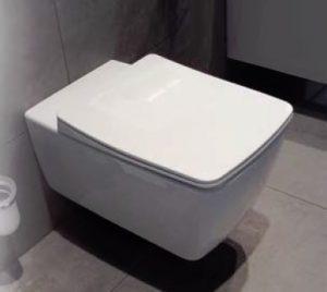 Miska wisząca WC Vitra Metropole Slim długa 56x36cm 5676B003-0075