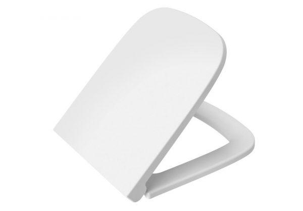 Zdjęcie Miska wisząca WC z deską wolnoopadającą Vitra S20 5505L003-0101+77-003-009