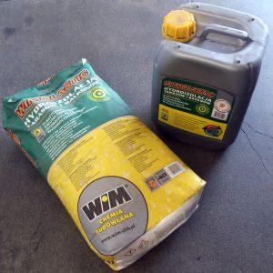 Zdjęcie Hydroizolacja tarasów i basenów WIM A+B 32kg