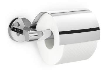 Uchwyt na papier WC z klapką ZACK SCALA 40051