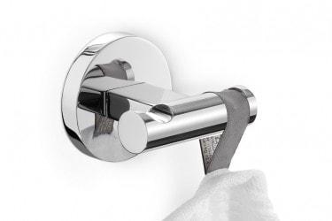 Wieszak na ręcznik podwójny ZACK SCALA 40063