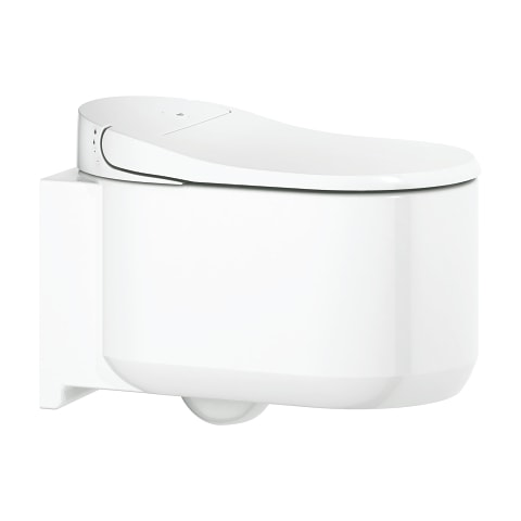 Zdjęcie GROHE Sensia Arena Toaleta myjąca + Stelaż Grohe Rapid SLX + Zestaw do spłukiwania automatycznego 39354SH1+39598000+46944001