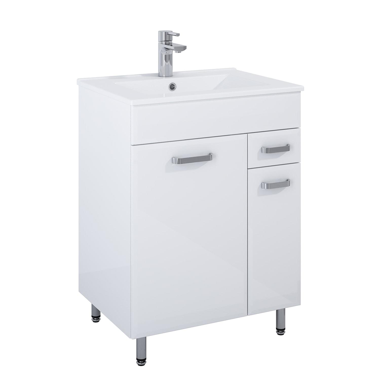 Komplet Elita Amigo Kyra 60 2D 1S Biały 60x80x45,60cm 167173