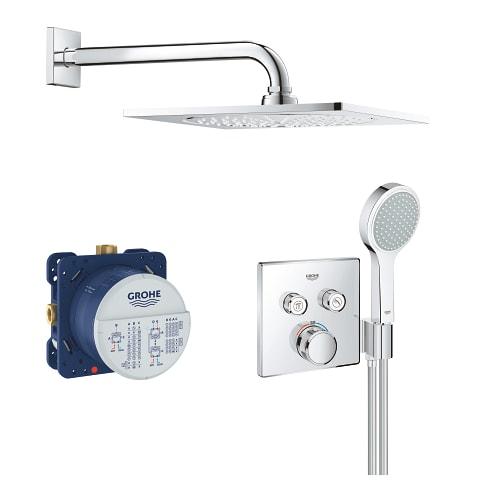 GROHE Grohtherm SmartControl Podtynkowy zestaw prysznicowy 34742000