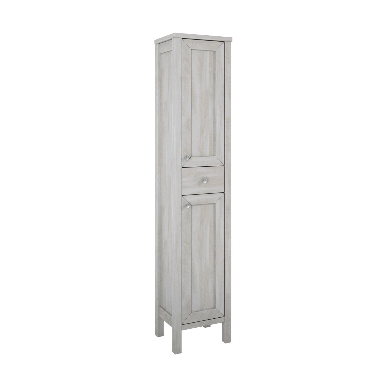 Słupek Elita Santos Oak 36 2D-1S Biały WASH 36x174x30cm 166389