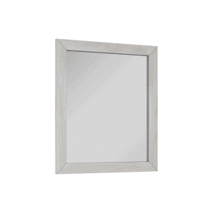 Lustro Elita Santos Oak 60 Biały WASH 60/70cm 166392