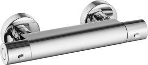 Deante Alpinia Bateria natryskowa termostatyczna BGA_04BT