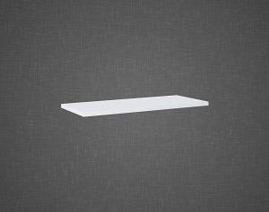 Blat Elita Pełny (100/40) GR28 Biały HG PCV 166867