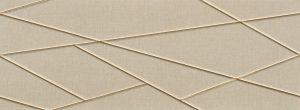 Dekor ścienny Tubądzin House of Tones beige 32,8x89,8cm