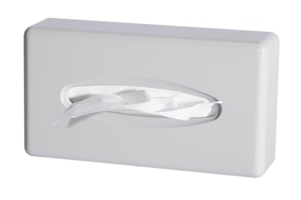 Dyspenser chusteczek higienicznych Stella ABS biały połysk 23.002-W