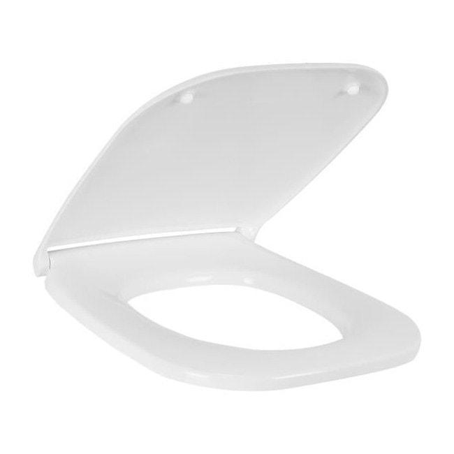 Zdjęcie Deska WC wolnoopadająca Duravit D-Code biała 0067390000