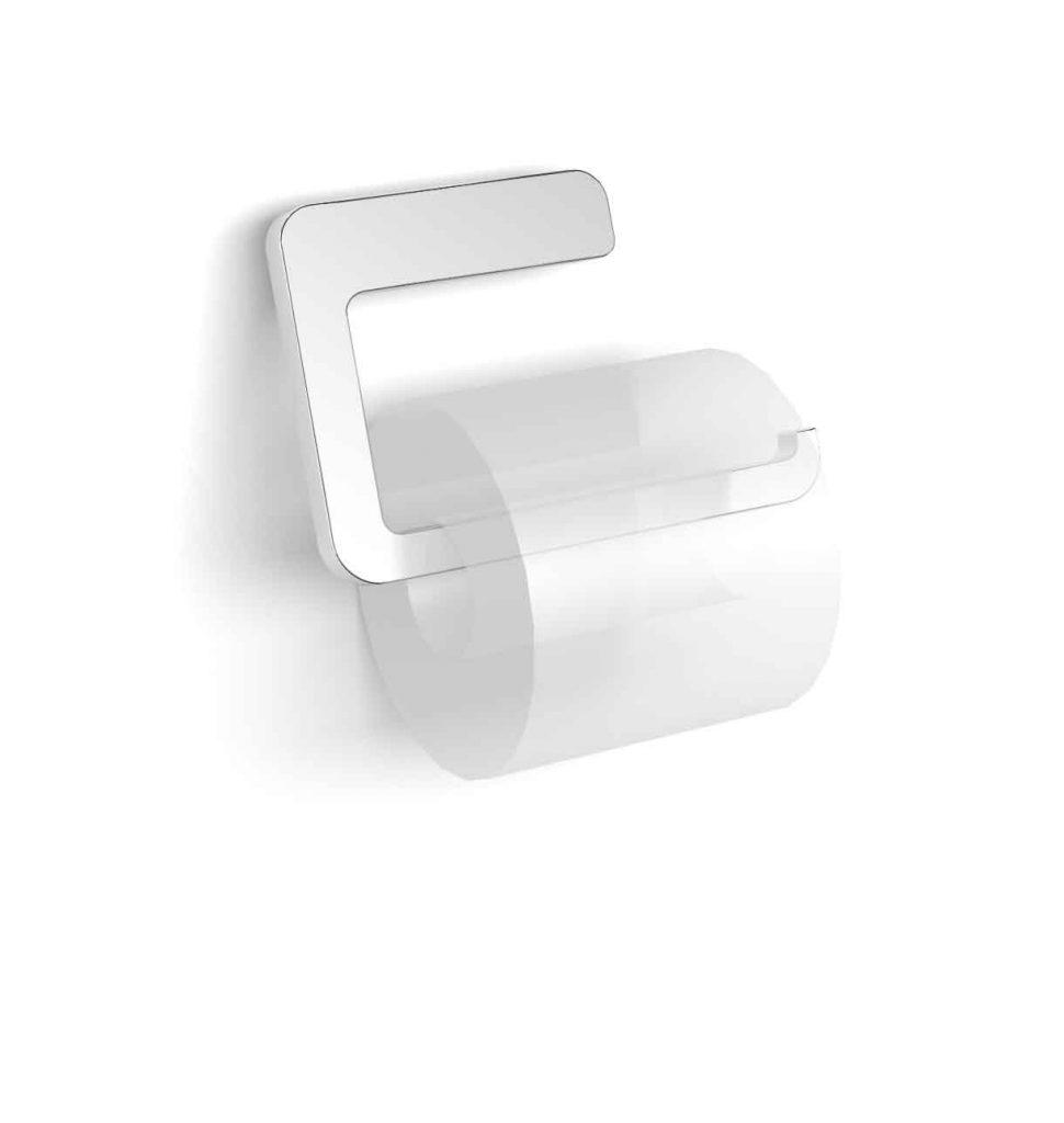Uchwyt do papieru toaletowego Stella ruchomy bez osłonki Stella Next chrom 08.443