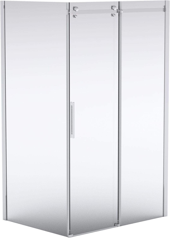 Deante Hiacynt Drzwi wnękowe przesuwne 100x200 cm KQH010P