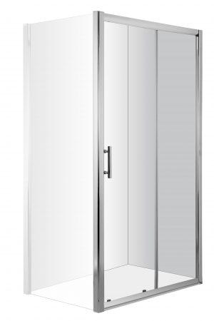 Deante Cynia Drzwi wnękowe przesuwne 160x200 cm KTC_016P