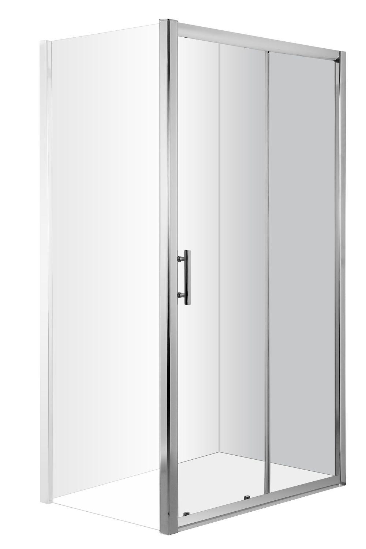 Deante Cynia Drzwi wnękowe przesuwne 120x200 cm KTC_012P
