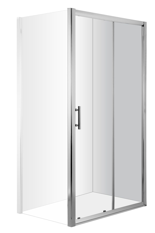 Deante Cynia Drzwi wnękowe przesuwne 140x200 cm KTC_014P