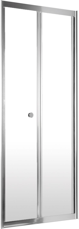 Deante Flex Drzwi wnękowe składane 90 cm KTL021D
