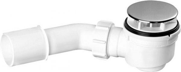 Zdjęcie Deante Easy Clean Syfon do brodzików o odpływie 50 mm NHC025C