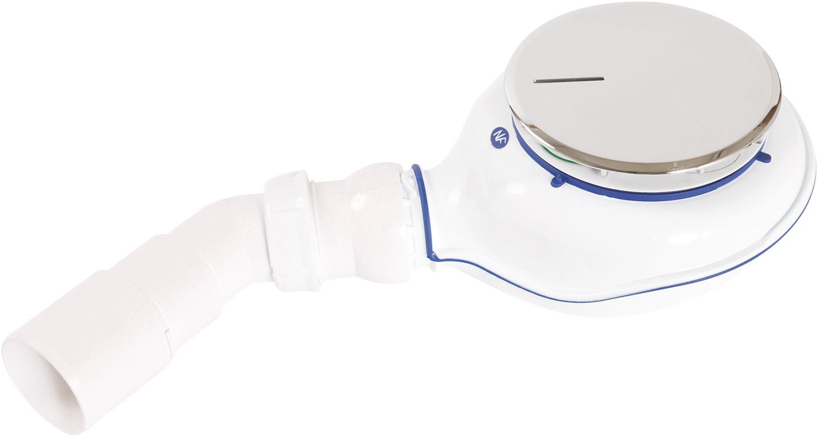 Deante Easy Clean Syfon do brodzików o odpływie 90 mm NHC029C