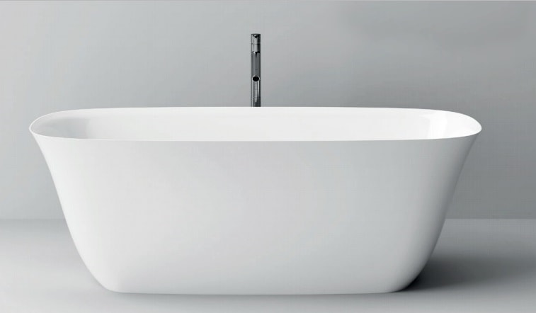 Wanna wolnostojąca Marmite Noa Biała 72,7x170 cm NOA0001