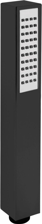 Deante Anemon Słuchawka natryskowa 1-funkcyjna czarna XDCA5SGN1