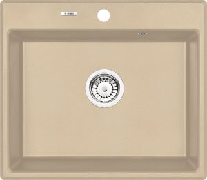Deante Andante Zlewozmywak granitowy 1-komorowy - piaskowy ZQN7103
