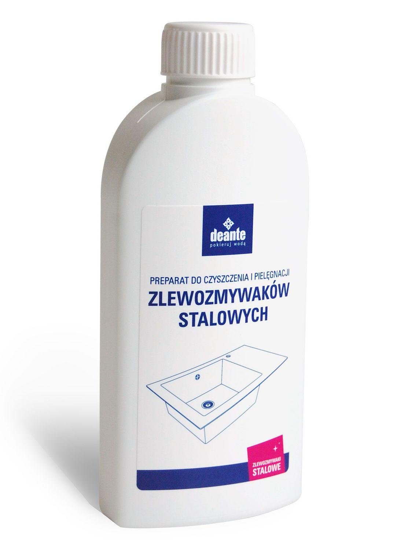 Deante Preparat do czyszczenia zlewozmywaków stalowych ZZZ_000P
