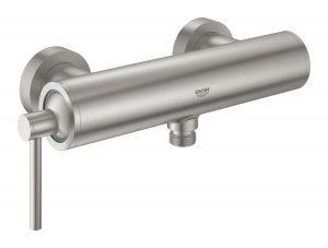 GROHE Atrio - jednouchwytowa bateria prysznicowa stal nierdzewna 32650DC3